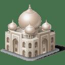 Tajmahal Icon 128x128px