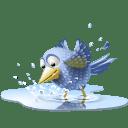 Konkurss: Vägevaim pilt 2010 Pool-bird-icon